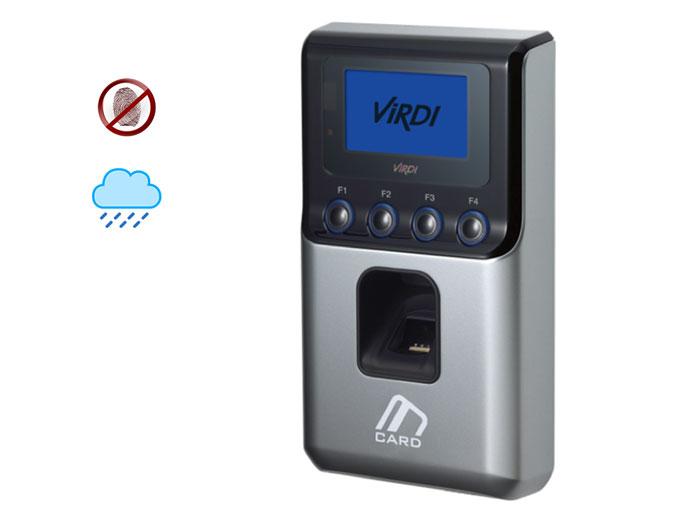 Virdi fingerprint scanner AC-2100