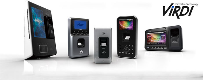 Virdi biometric scanners